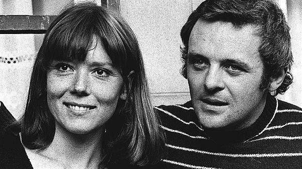 Die TV- und Kinodarstellerin Diana Rigg, hier an der Seite von Kollege Anthony Hopkins, starb an Krebs