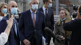 Michel Barnier, le négociateur en chef des Européens pour le Brexit