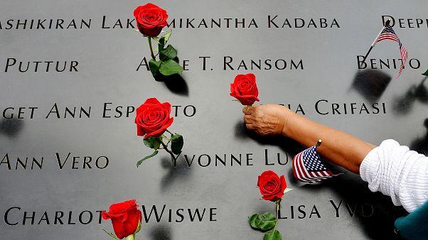 ABD'de salgının gölgesinde 11 Eylül anma törenleri