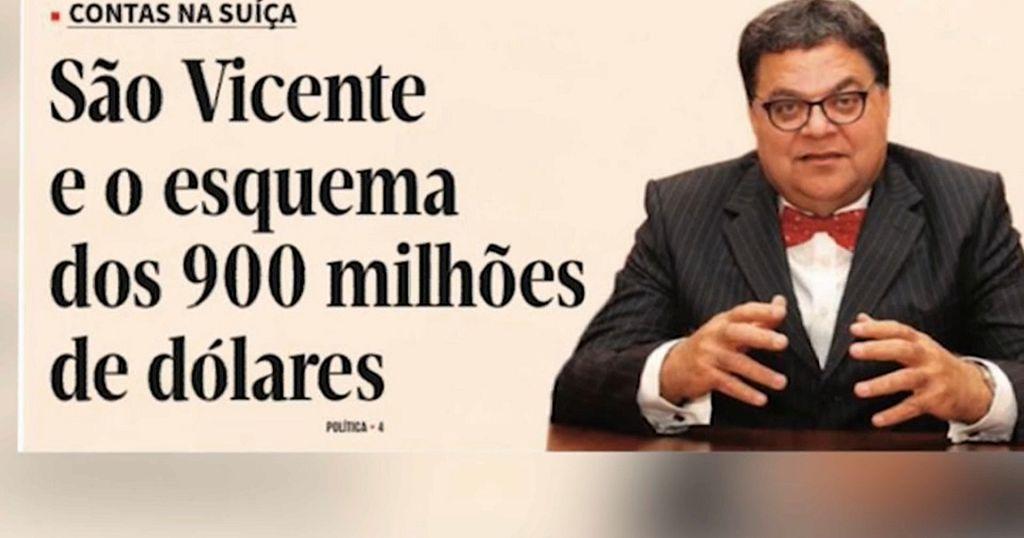 Angola Seizes Assets Linked to Carlos Sao Vicente