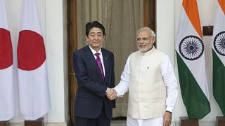 Folyamatosan ápolt szövetség - a japán és az indiai miniszterelnökök találkozója 2015-ben