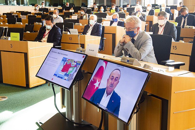 Benoit BOURGEOIS/ European Union 2020 - Source : EP