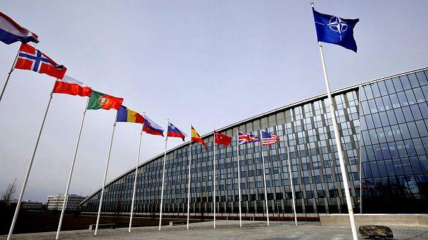 Η έδρα του ΝΑΤΟ (φωτογραφία αρχείου)