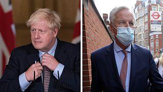 Boris Johnson ameaça acordo do Brexit e União Europeia responde com direito internacional