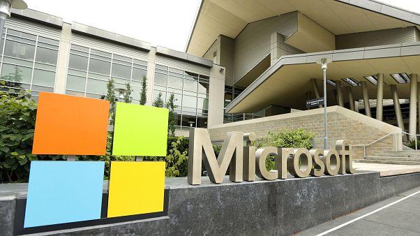 Κεντρικά γραφεία της Microsoft στο Ρέντμοντ