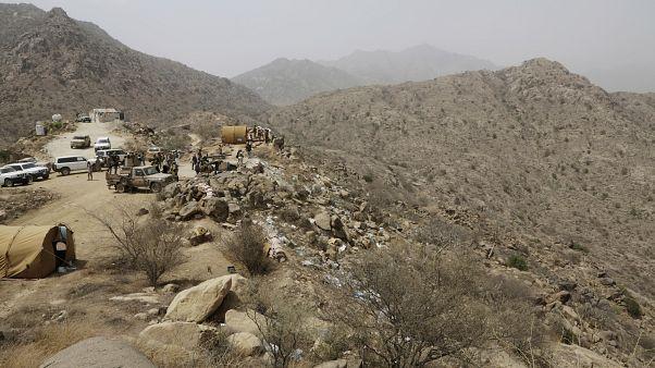 السعودية نيوز |      السعودية تعلن اعتراض صواريخ بالستية وطائرات مسيّرة مفخّخة أطلقها الحوثيون