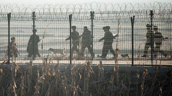 پیونگ یانگ مرز خود با چین را از ماه ژانویه بسته است