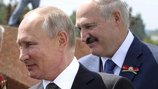 """Lukaschenko trifft Putin: Besuch beim """"großen Bruder"""" wird schwierig"""