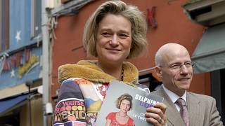 Delphine Boel was confirmed to be a child of former monarch Albert II.