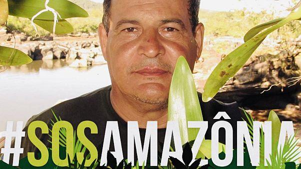 Rieli Franciscato, a brazil kormány etnikai szakértője, az Amazonas törzseinek védelmezője