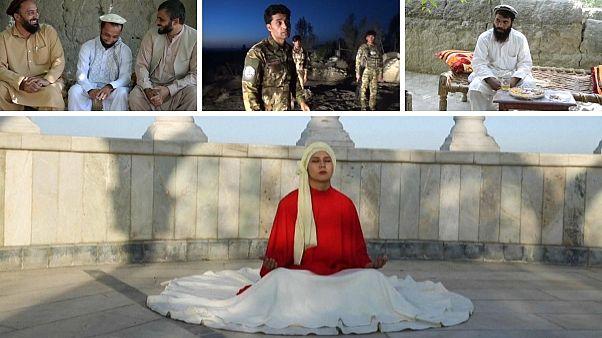 عکسها از ویدئوی خبرگزاری فرانسه