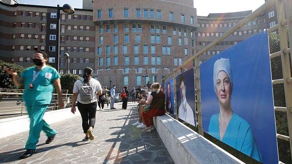 Krankenhaus San Raffaele in Mailand