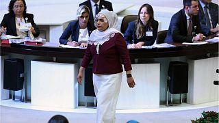 رمزیه توسن، عضو پارلمان ترکیه از حزب دموکراتیک خلقها