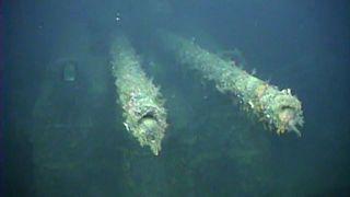Un croiseur nazi découvert au large de la Norvège, 80 ans après avoir coulé