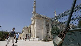مسجد الأرقم بحي شوفالي في العاصمة الجزائرية