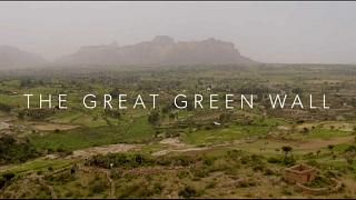 The Great Green Wall: a journey to the front line of  the climate crisis.