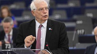 الممثل الأعلى للشؤون الخارجية والسياسة الأمنية في الاتحاد الأوروبي، جوزيب بوريل