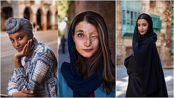 السعودية نيوز |      تجارب مؤلمة لنساء قويات... رحالة تجول العالم لتوثق قصصاً إنسانية يخفيها الجمال