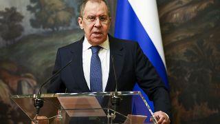 Sergey Lavrov, ministro degli Esteri russo.