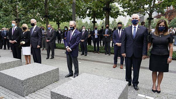 Церемония в Нью-Йорке