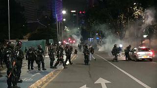 El Gobierno de Colombia pide disculpas por la violencia policial