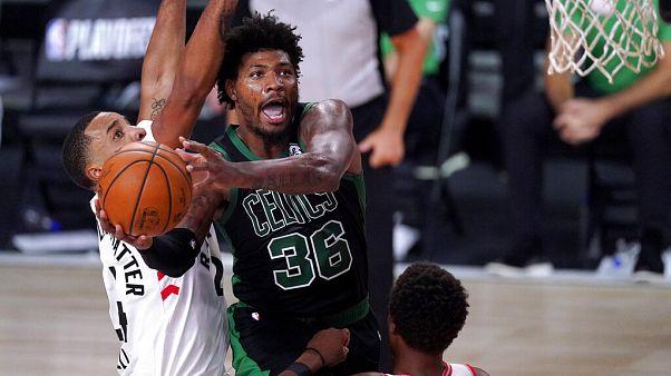 Boston Celtics- Toronto Raptor NBA maçı