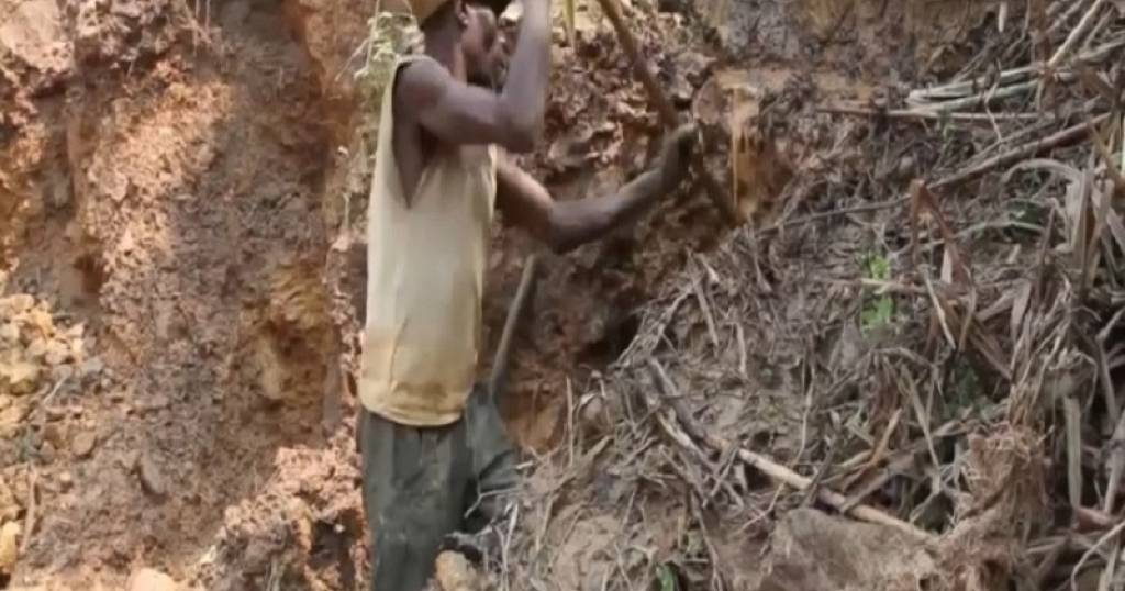 50 Believed Dead in DRC Gold Mine Accident