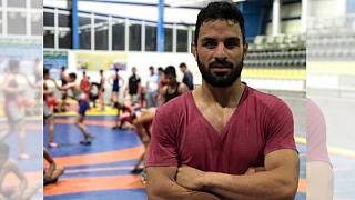 نوید افکاری، ورزشکار ایرانی که صبح امروز اعدام شد