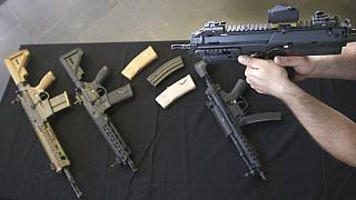 Almanya silah (ARŞİV)