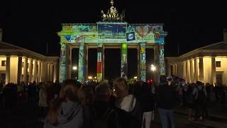"Berlin erstrahlt im bunten Licht: ""Together we shine"""