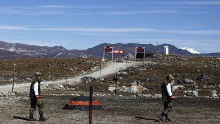 Çin-Hindistan sınırı