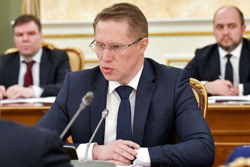 Alexander Astafyev/AP