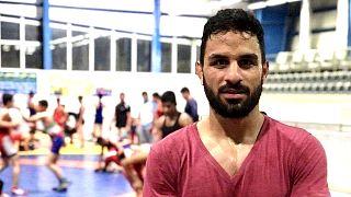 Navid Afkari birkózó