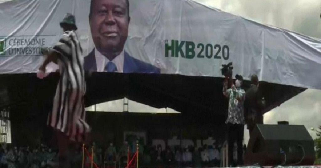 PDCI's Henri Bédié Inaugurated into Presidential Race