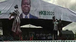 PDCI's Henri Bédié Inaugurated into Presidential Race