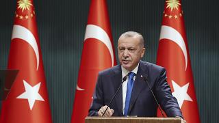 President Recep Tayyip Erdogan says the laws will prevent insults and harassment online.