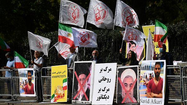 Elítéli a világ az iráni birkózó kivégzését