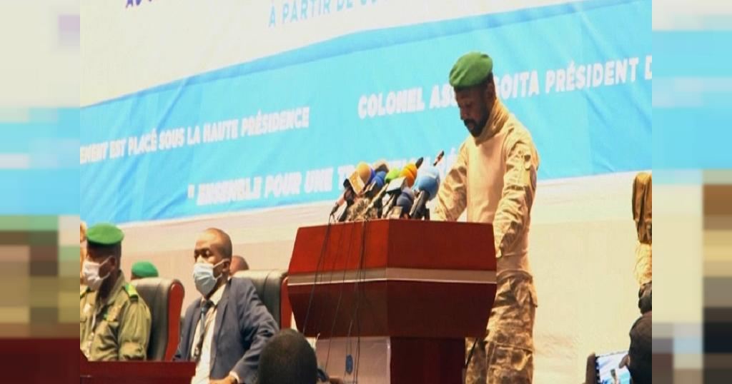18-month Transition for Malian NCSP Junta Coup Leaders