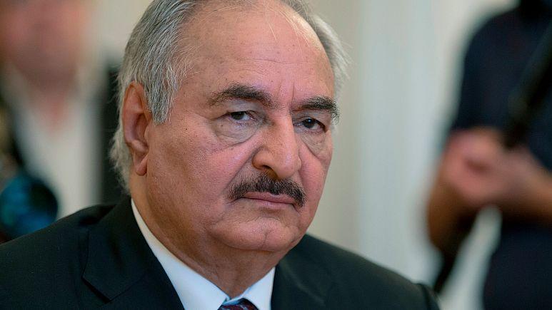 ABD: Hafter, Libya petrolüne uyguladığı blokajı sonlandırmayı taahhüt etti