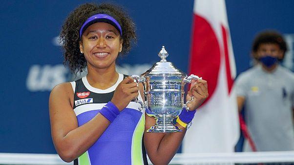 تنیسور ژاپنی برنده رقابتهای تنیس آزاد آمریکا شد