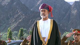 سلطان عمان هيثم بن طارق آل سعيد