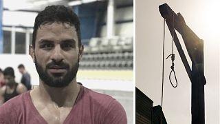 نوید افکاری، ورزشکار ایرانی که روز گذشته با وجود ابهامها در پروندهاش اعدام شد