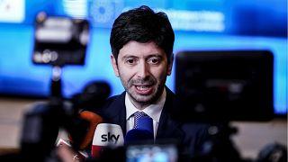 İtalya Sağlık Bakanı Roberto Speranza, Covid-19 pandemisinin  kış sonunda geride kalabileceğini söyledi.
