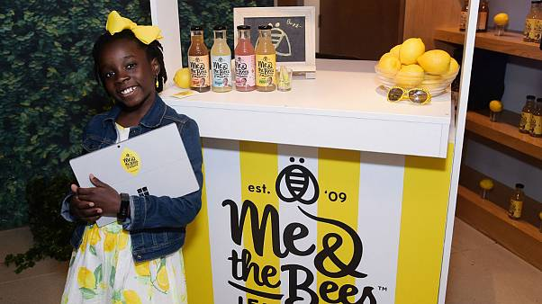 Mikaila Ulmer ceo company, Me & the Bees