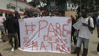 Angolan Doctors Rally Against Police Brutality