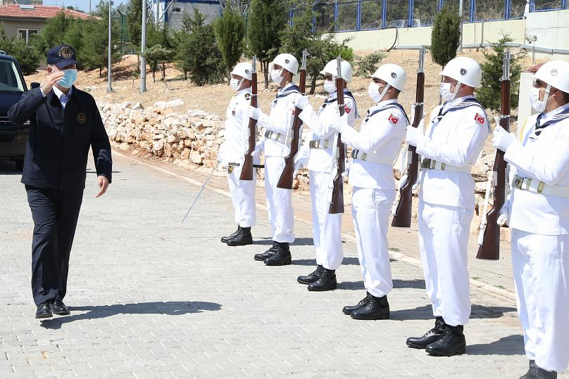 Milli Savunma Bakanlığı/Anadolu Ajansı