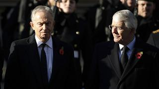 John Major, Tony Blair