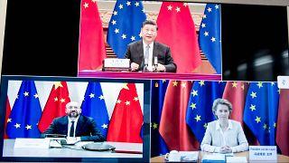 EU  China summit, June 2020