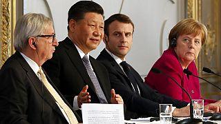 UE-Chine : un sommet et des tensions