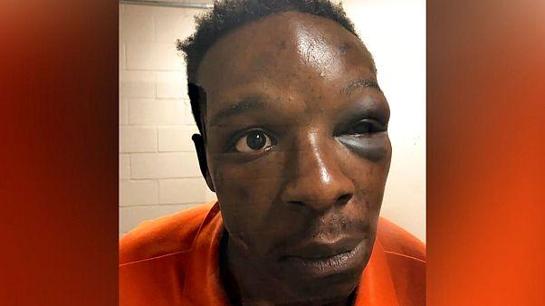 رودریک والکر، مرد سیاهپوست ۲۶ ساله